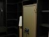 Гардеробная комната  шпон венге