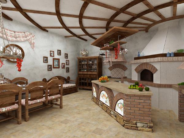 мебель для ресторанов мебель под старину