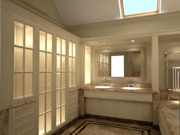эксклюзивная мебель ванную