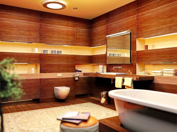 шкафы ванной комнате из мербау