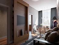 Мебель под ТВ для гостиной