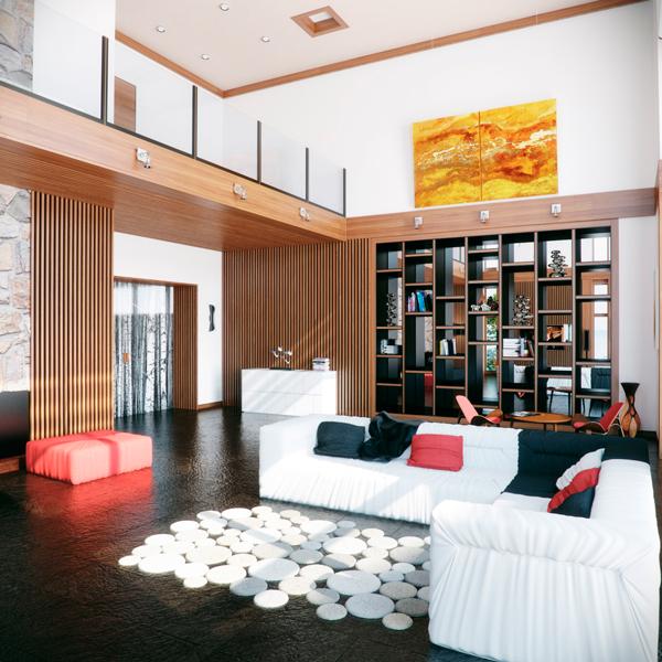 Шкаф в гостиной дизайн