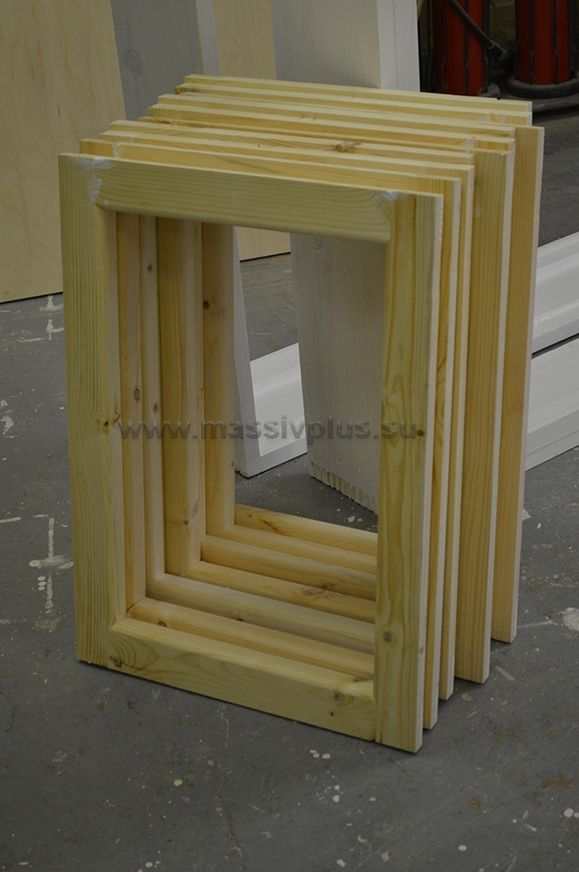 Изготовление деревянных рам