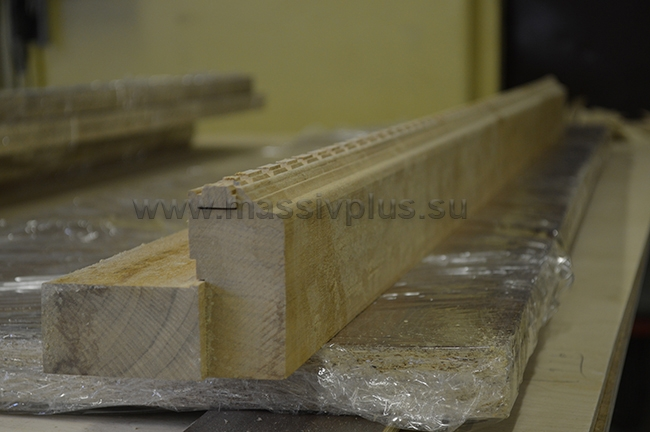Изготовление деталей из дерева