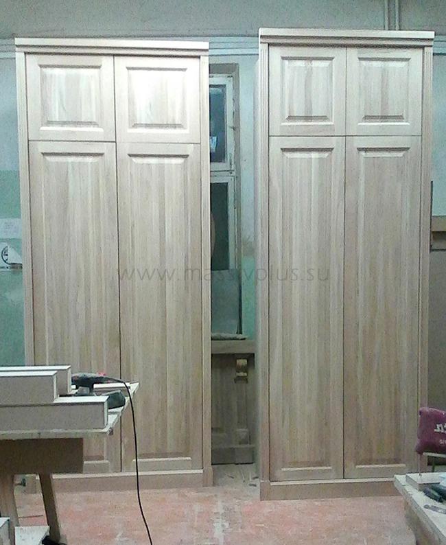 Изготовление мебели из дерева в Москве