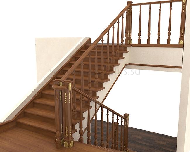Лестницы по индивидуальным заказам