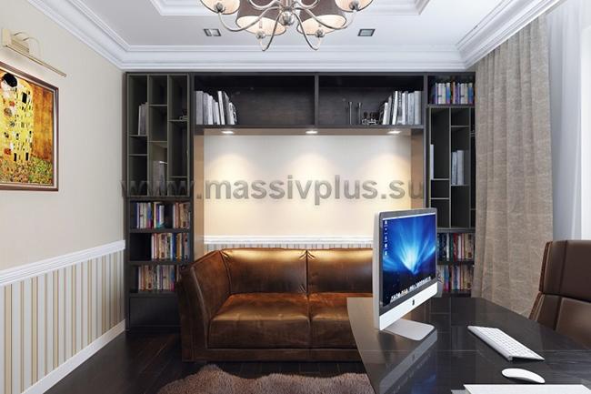 Мебель для кабинетов и библиотек