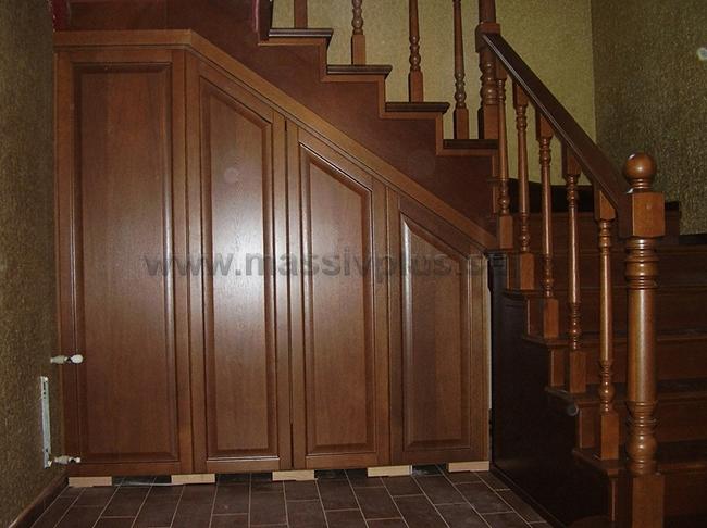 Мебель из массива дерева Москвак