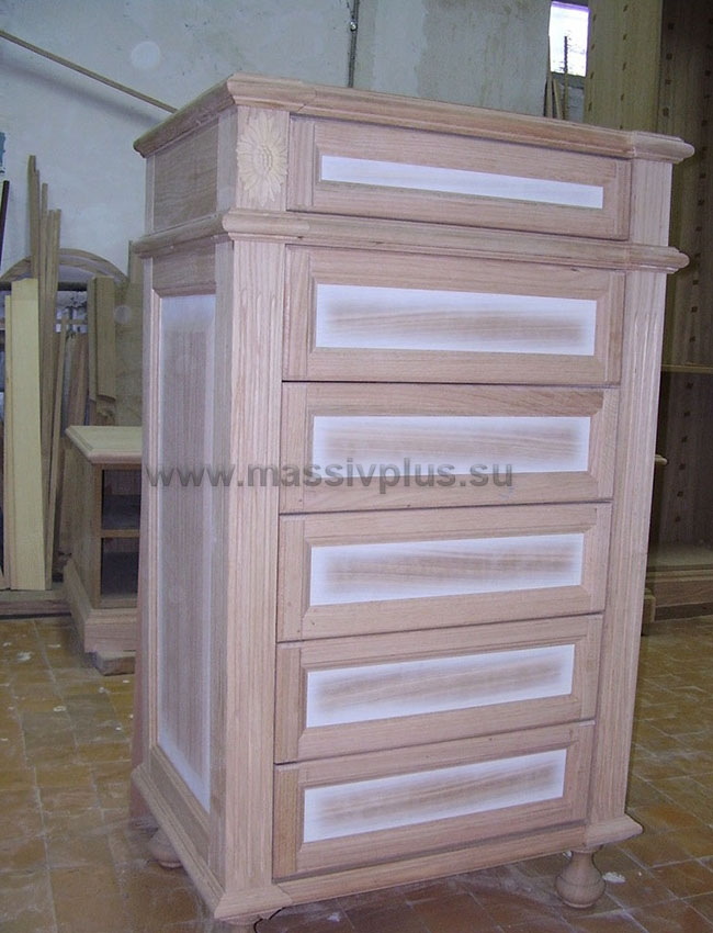 Производство мебели из дерева на заказ