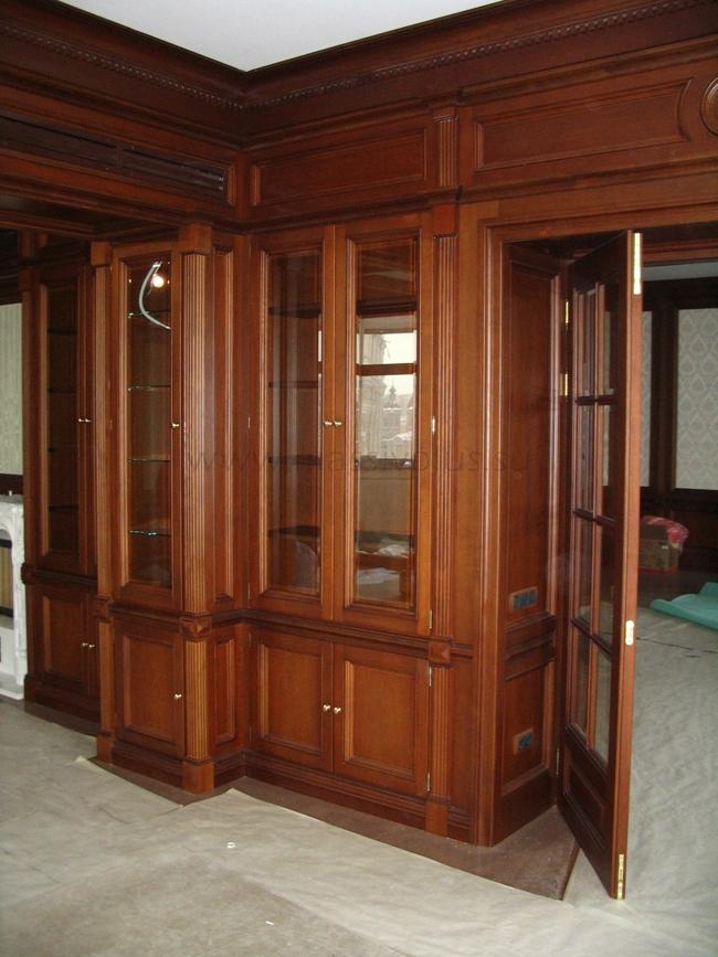 Шкафы филенчатые