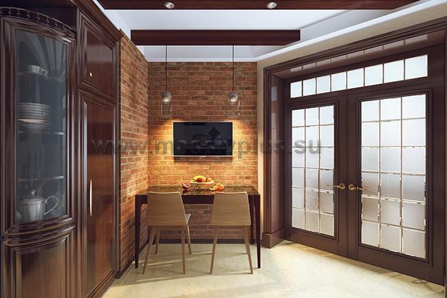 Шкафы с глянцевыми фасадами